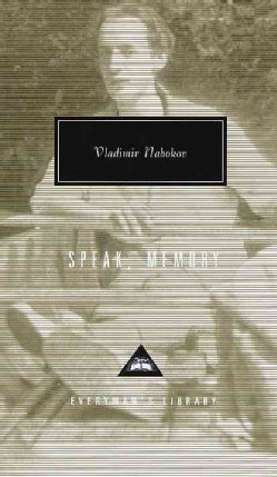 Speak, Memory: An Autobiography Revisited (Hardcover)