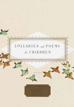Lullabies and Poems for Children (Hardcover)