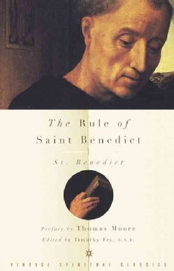 The Rule of St. Benedict: In English (Paperback)