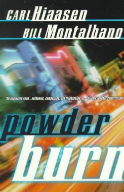 Powder Burn (Paperback)