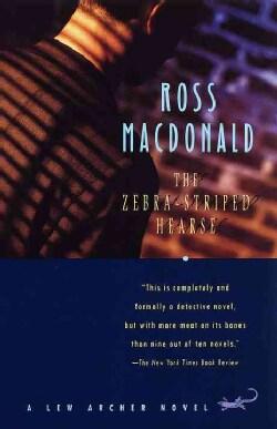The Zebra-Striped Hearse (Paperback)