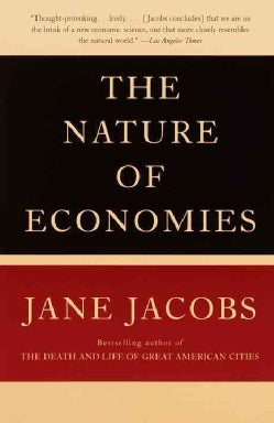 The Nature of Economies (Paperback)