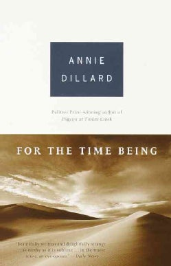 For the Time Being (Paperback)