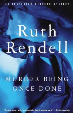 Murder Being Once Done (Paperback)