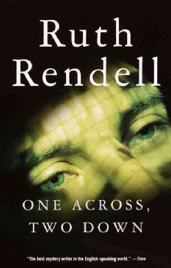 One Across, Two Down (Paperback)