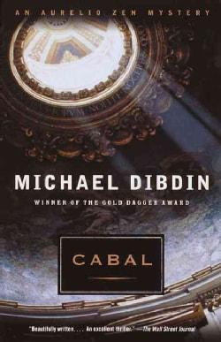 Cabal: An Aurelio Zen Mystery (Paperback)