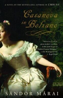 Casanova In Bolzano (Paperback)