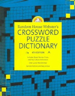 Random House Webster's Crossword Puzzle Dictionary (Paperback)