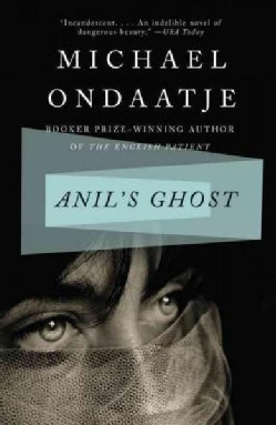 Anil's Ghost (Paperback)