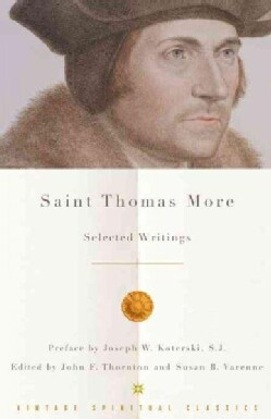 Saint Thomas More (Paperback)