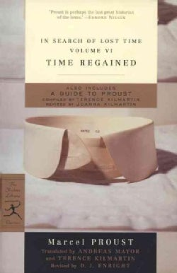 Time Regained: A Guide to Proust (Paperback)