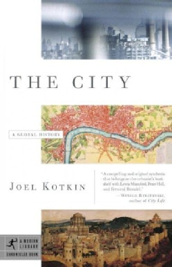 The City: A Global History (Paperback)
