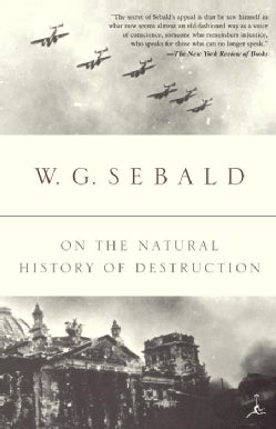 On the Natural History of Destruction (Paperback)