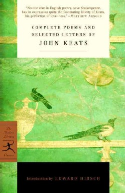 Complete Poems and Selected Letters of John Keats (Paperback)