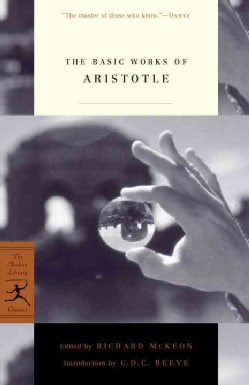 The Basic Works of Aristotle (Paperback)