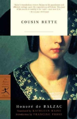 Cousin Bette (Paperback)