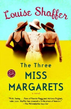 The Three Miss Margarets (Paperback)