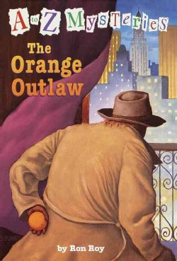The Orange Outlaw (Paperback)