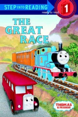 The Great Race: Thomas & Friends (Paperback)