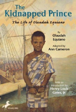 The Kidnapped Prince: The Life of Olaudah Equiano (Paperback)