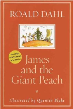 James and the Giant Peach (Hardcover)