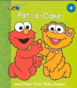 Pat-A-Cake and Other First Baby Games (Board book)