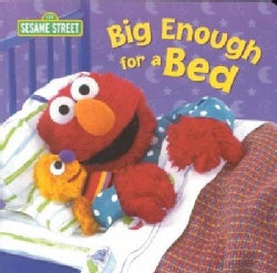 Big Enough for a Bed (Board book)