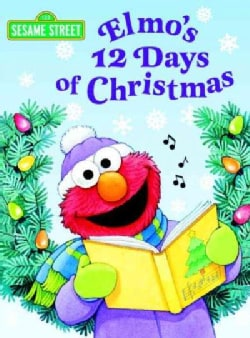 Elmo's 12 Days of Christmas (Board book)