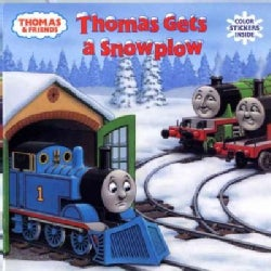 Thomas Gets a Snowplow (Paperback)