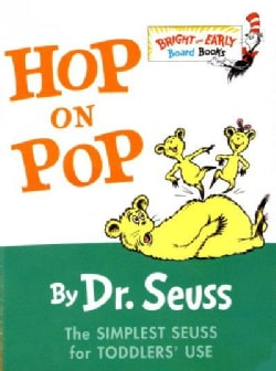 Hop on Pop (Board book)