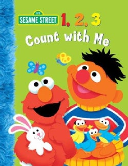1, 2, 3 Count With Me (Board book)