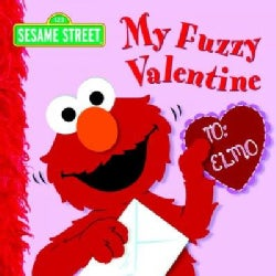 My Fuzzy Valentine (Board book)
