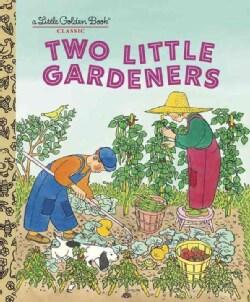 Two Little Gardeners (Hardcover)