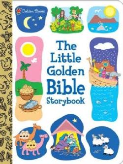 The Little Golden Bible Storybook (Board book)