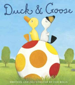 Duck & Goose (Hardcover)