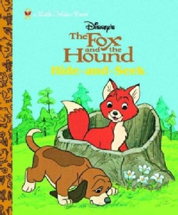 The Fox And the Hound: Hide And Seek (Hardcover)