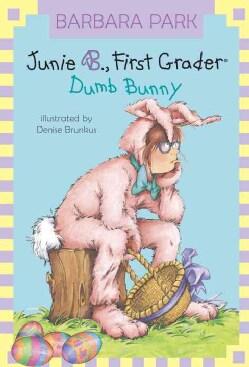 Junie B First Grader dumb bunny (Paperback)