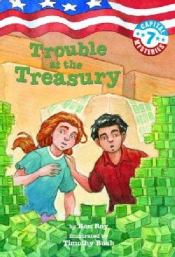 Trouble at the Treasury (Paperback)