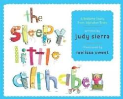 The Sleepy Little Alphabet: A Bedtime Story from Alphabet Town (Hardcover)