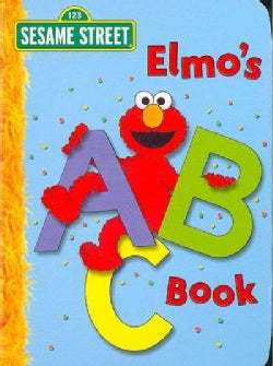Elmo's ABC Book (Board book)