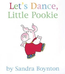 Let's Dance, Little Pookie (Board book)