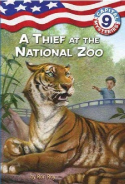 A Thief at the National Zoo (Paperback)