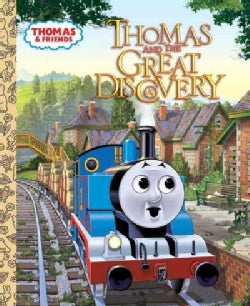 Thomas and the Great Discovery (Hardcover)