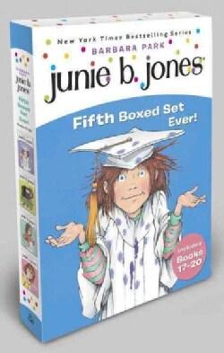 Junie B. Jone's Fifth Boxed Set Ever! (Paperback)
