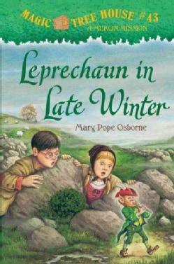 Leprechaun in Late Winter (Hardcover)