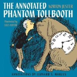 The Annotated Phantom Tollbooth (Hardcover)