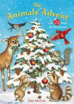 The Animals' Advent (Board book)