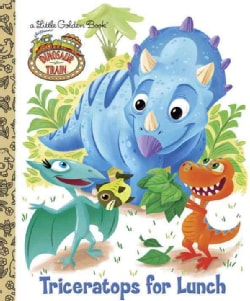Triceratops for Lunch (Hardcover)