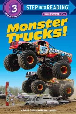 Monster Trucks! (Paperback)