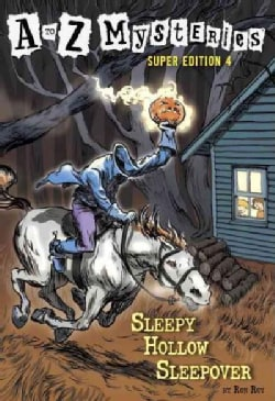 Sleepy Hollow Sleepover (Paperback)
